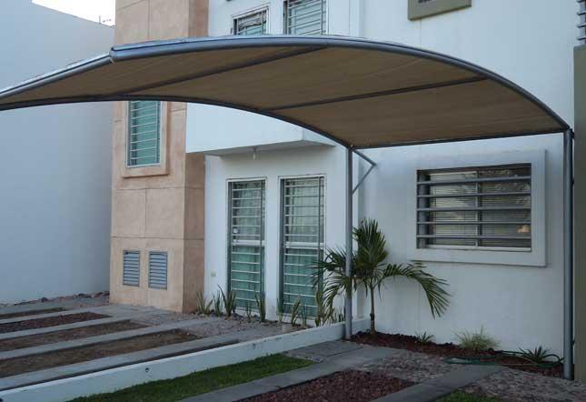 Estructuras de hierro para casas luxury house with for Estructuras de hierro para casas
